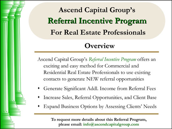 Overview of ACG's Referral Incentive Program
